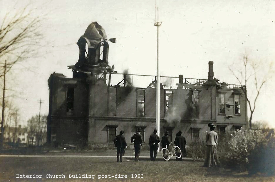 1903-Fire Small from South